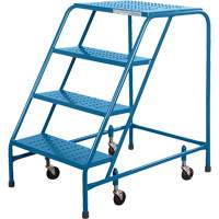 Rolling Step Ladders MH279 | Waymarc Industries Inc