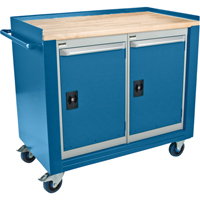 Industrial Duty Mobile Service Benches ML325 | Waymarc Industries Inc