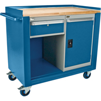 Industrial Duty Mobile Service Benches ML326 | Waymarc Industries Inc