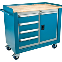 Industrial Duty Mobile Service Benches ML327 | Waymarc Industries Inc