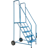 Trailer Access Rolling Ladder MO010 | Waymarc Industries Inc