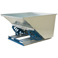Knocked-Down Self-Dumping Hoppers MO130 | Waymarc Industries Inc