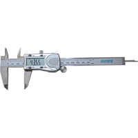 "6"" Coolant Proof Electronic Digital Caliper THZ768 