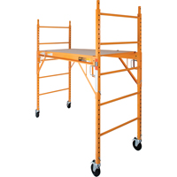 Mobile Work Scaffolding - Maxi Square Scaffolding VC198 | Waymarc Industries Inc
