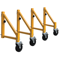 Mobile Work Scaffolding - Maxi Square Steel Scaffolding Accessories VC203 | Waymarc Industries Inc