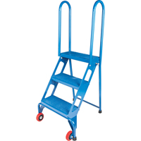 Portable Folding Ladders VC437 | Waymarc Industries Inc