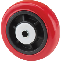 Replacement Wheel for Kleton Rolling Ladder VC436 - VC438 VC439 | Waymarc Industries Inc