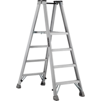 Industrial Heavy-Duty Aluminum 2-Way Platform Stepladders (AMP1500 Series) VD422 | Waymarc Industries Inc