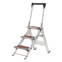 Safety Stepladder with Bar & Tray VD432 | Waymarc Industries Inc