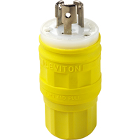 Leviton's Industrial Specification Grade Locking Devices XA872 | Waymarc Industries Inc