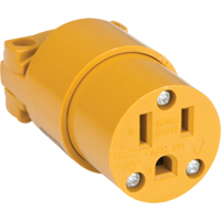 PVC Grounding Connector XE673 | Waymarc Industries Inc