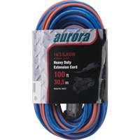 Triple Tap All-Weather TPE-Rubber Extension Cords with Light Indicator XH237 | Waymarc Industries Inc