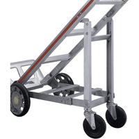 Aluminum Hand Truck Accessories - Retractable 4th Wheel XZ687 | Waymarc Industries Inc